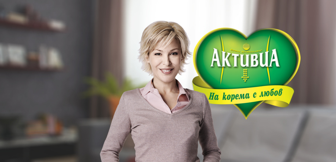 "Activia's online program ""For our belly with love"""