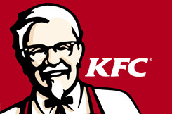KFC website from The Mags